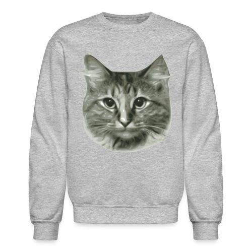 Cat Sweater - Crewneck Sweatshirt