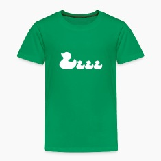 Mother Duck an Ducklings Baby & Toddler Shirts