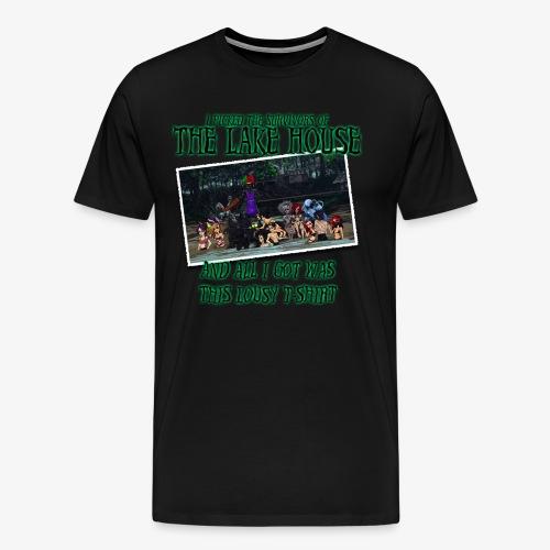 The Lake House T-Shirt - Men's Premium T-Shirt