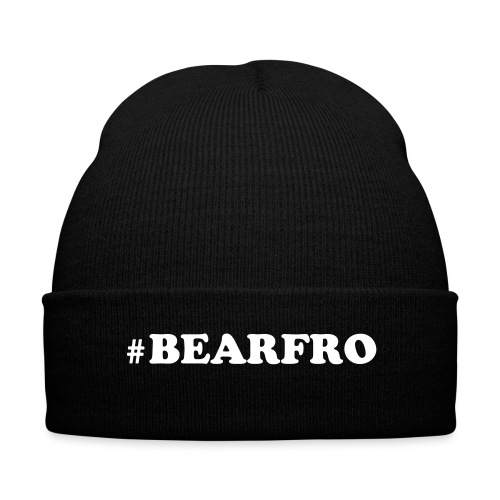 BearSwagScully - Knit Cap with Cuff Print