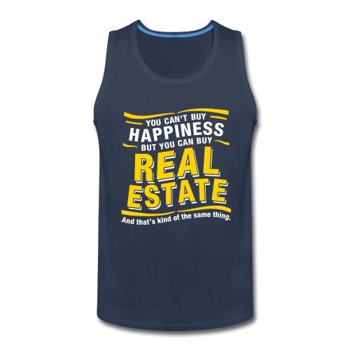 Can't Buy Happiness - Men's Premium Tank