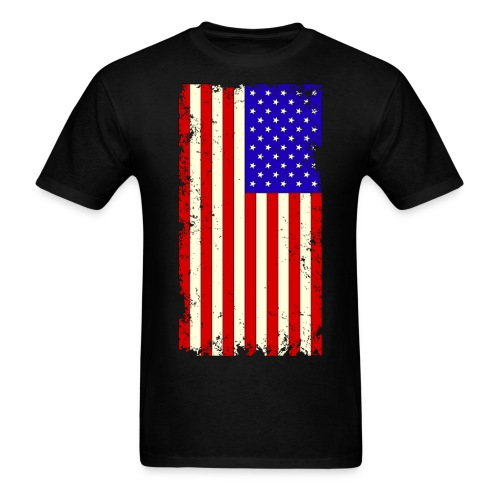 American Flag Shirt - Men's T-Shirt