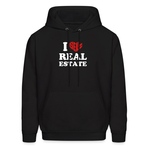 I Sell Real Estate - Men's Hoodie