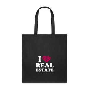 I Sell Real Estate - Tote Bag
