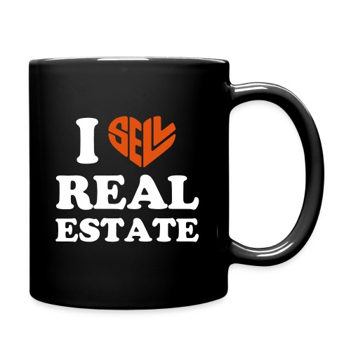 I Sell Real Estate - Full Color Mug