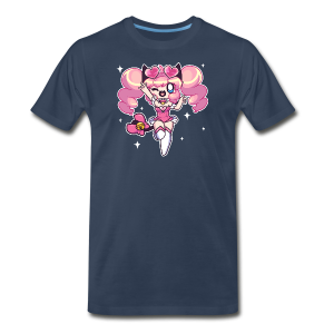 Team Desu - Magical Girl - Men's Premium T-Shirt
