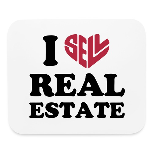I Sell Real Estate - Mouse pad Horizontal