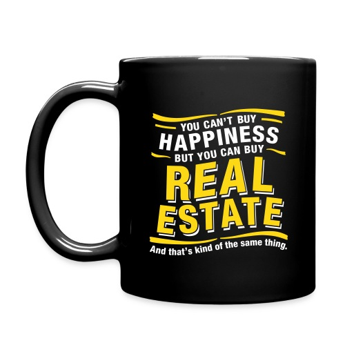 Can't Buy Happiness - Full Color Mug
