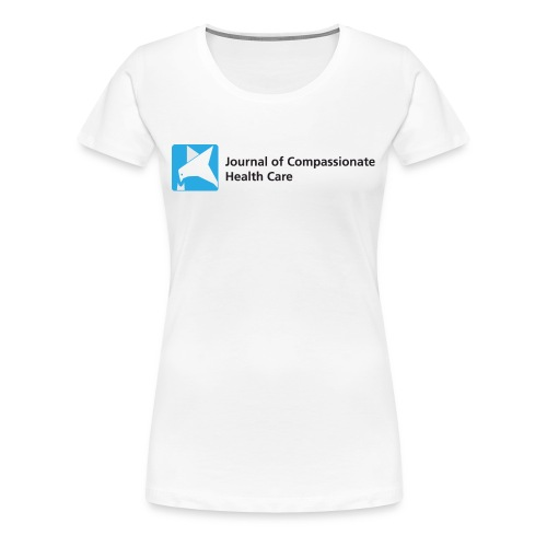 Journal of Compassionate Health Care - Women's Premium T-Shirt