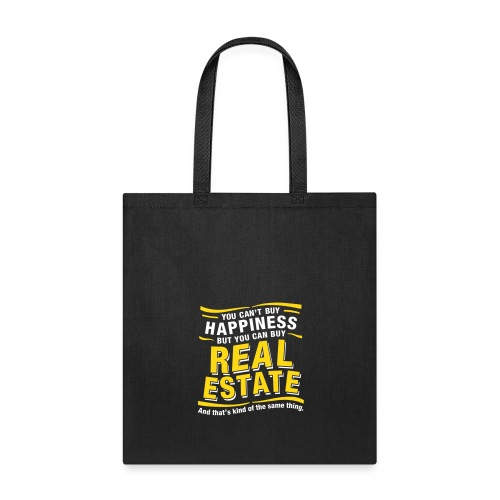 Can't Buy Happiness - Tote Bag