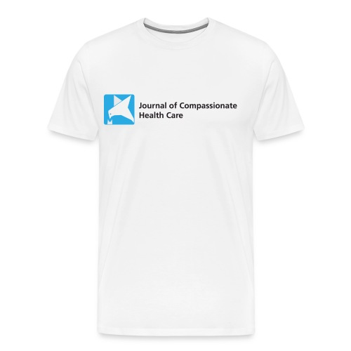 Journal of Compassionate Health Care - Men's Premium T-Shirt