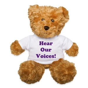 Teddy Bear - Hear Our Voices - Teddy Bear