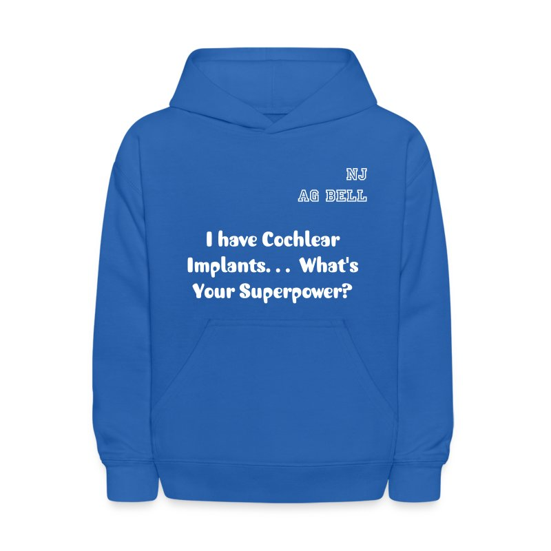 What's Your Superpower? - Kids' Hoodie