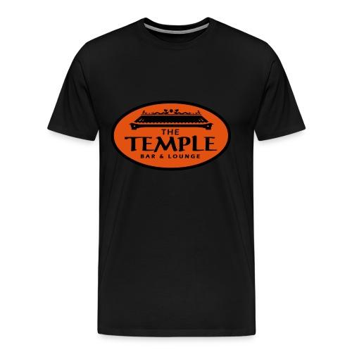 Temple Security - Plus Size (Mens) - Men's Premium T-Shirt