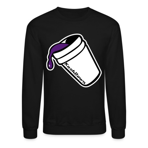 Kashdown - Purple Drink  - Crewneck Sweatshirt
