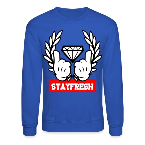 Kashdown - Stay Fresh as Dope  - Crewneck Sweatshirt