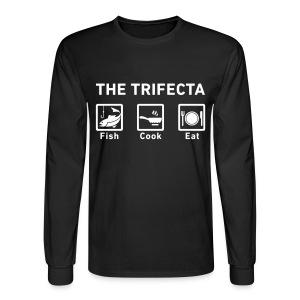 The Trifecta Long Sleeve (Phat Edition) - Men's Long Sleeve T-Shirt