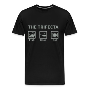 The Trifecta (Phat Edition) - Men's Premium T-Shirt