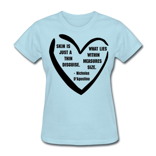 Thin Disguise (women) - Women's T-Shirt