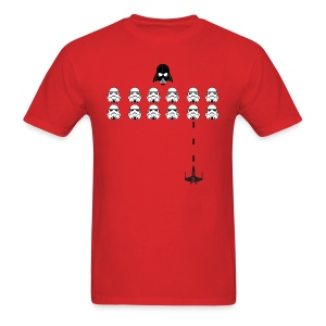 Star invader - Men's T-Shirt