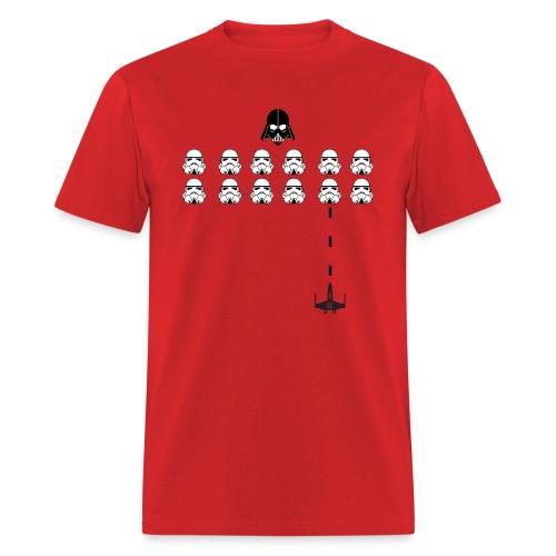 Star invader - Men's T-Shirt