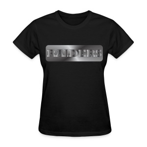 Raiders Flux f - Women's T-Shirt
