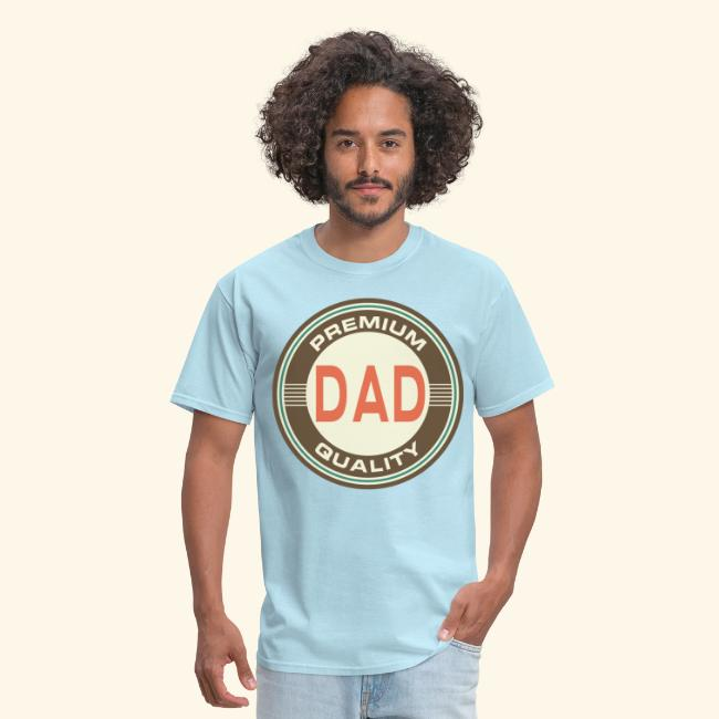 c5d94af72 Homewise Shopper | Dad Daddy (Premium Quality) Vintage Gift T-shirt ...