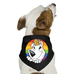 Family Dog Rescue Pride: Dog Bandana - Dog Bandana