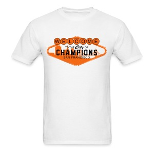 City of champions - Men's T-Shirt