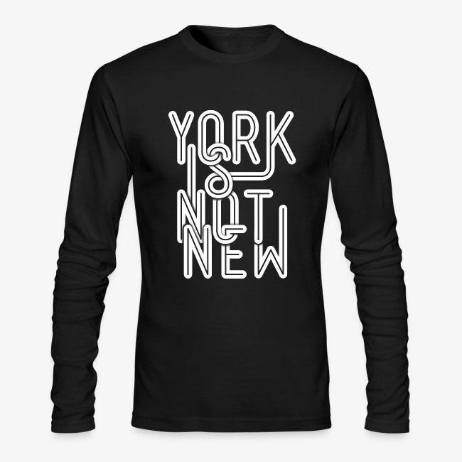 York Is Not New