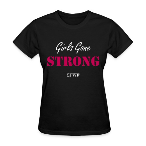 Girls Gone Strong - Women's T-Shirt