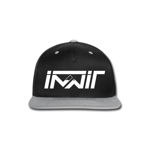 Innit Snap-back Cap - Snap-back Baseball Cap