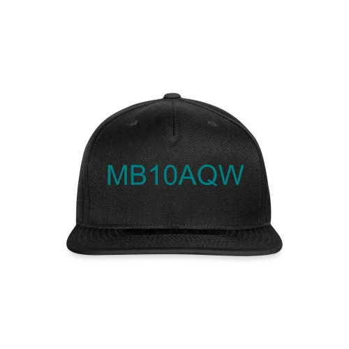 MB10AQW Gear Up Hat - Snap-back Baseball Cap