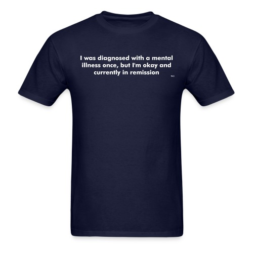 Remission - Men's T-Shirt