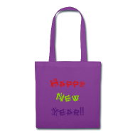 Bags & backpacks ~ Tote Bag ~ Happy New Year
