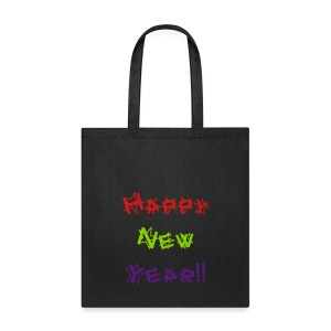 Happy New Year - Tote Bag