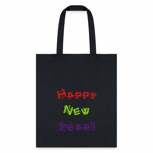 Happy New Year - Tote Bag