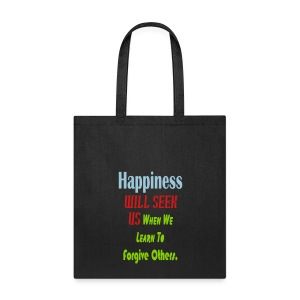 Happiness - Tote Bag