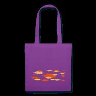 Bags & backpacks ~ Tote Bag ~ Fall leafs