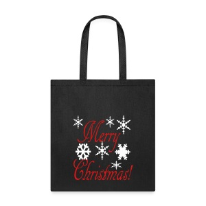 Merry Christmas - Tote Bag