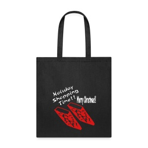 Shopping for Christmas - Tote Bag