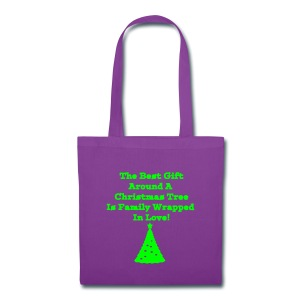 Family the best gift - Tote Bag