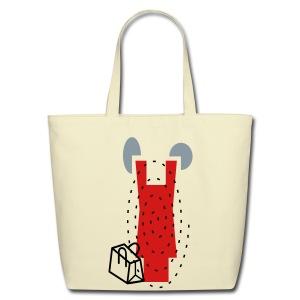 Shop till ya drop - Eco-Friendly Cotton Tote