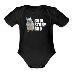 Mr. Bagel Clothing - Short Sleeve Baby Bodysuit
