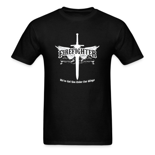 Firefighter Shirt - Men's T-Shirt