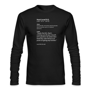 SFW Men's Basic Long Sleeve - Men's Long Sleeve T-Shirt by Next Level