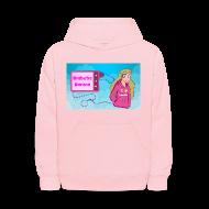 Sweatshirts ~ Kids' Hoodie ~ DiabeticDanica Logo Kid's Hoodie