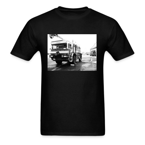 T-1500 Crash Truck - Men's T-Shirt