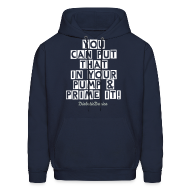 Hoodies ~ Men's Hoodie ~ You Can Put That In Your Pump - Men's Hoodie