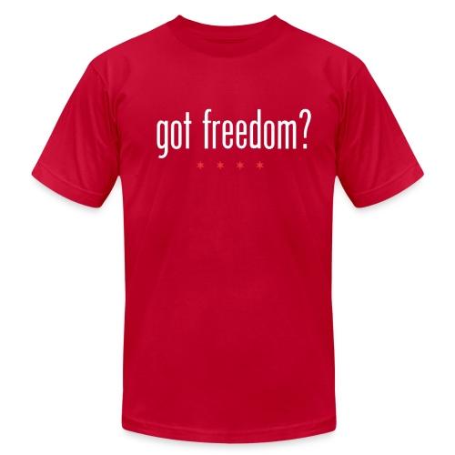 Got Freedom Shirt - Men's Fine Jersey T-Shirt